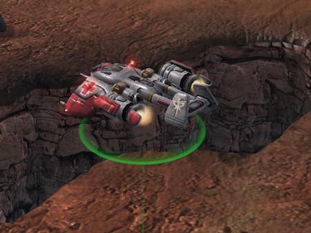 Strategiespiel StarCraft 2: Medivac