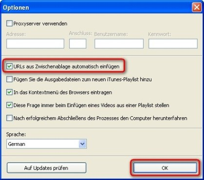 Free YouTube to MP3 Converter: Video-Link automatisch erkennen