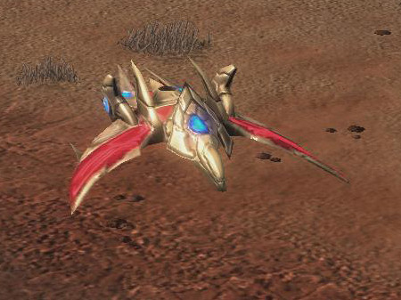 Strategiespiel StarCraft 2: Phönix