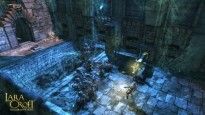 Actionspiel Lara Croft and the Guardian of Light: Br�cke © Eidos
