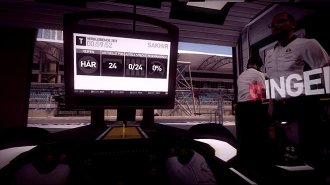 Rennspiel F1 2010: Box © Codemasters