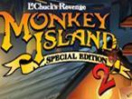 Abenteuerspiel Monkey Island 2 – Le Chuck's Revenge: Logo ©Lucas Arts