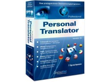 Packshot Linguatec Personal Translator 14