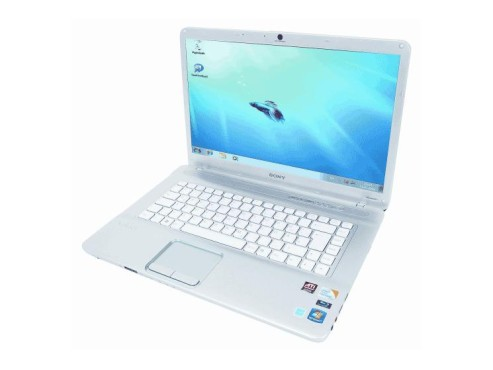 Sony Vaio VGN-NW21ZF/S: Notebook