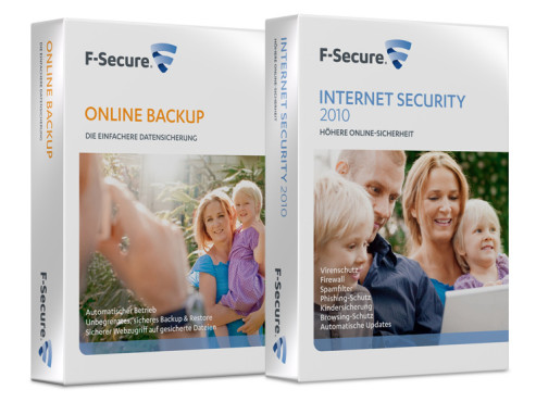 F-Secure Internet Security 2010: Internetsicherheits-Paket