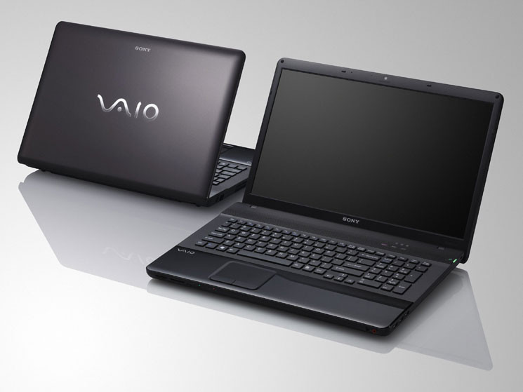 Notebook sony vaio ec