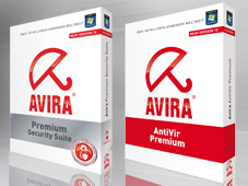 Avira: Versionsunterschiede&nbsp;&copy;&nbsp;Avira
