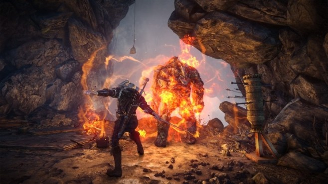 Rollenspiel The Witcher 2: Feuer © CD Projekt