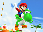 Geschicklichkeitsspiel Super Mario Galaxy 2