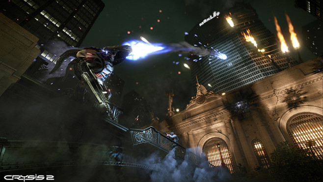 Actionspiel Crysis 2: Granatwerfer ©Electronic Arts