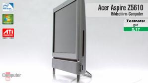 Video zum All-in-One-PC: Acer Aspire Z5610