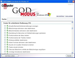 GodModus (Windows XP)