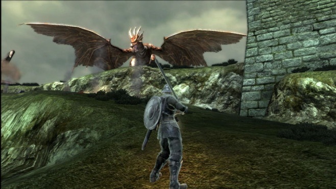 Rollenspiel Demon's Souls: Duell © Namco Bandai