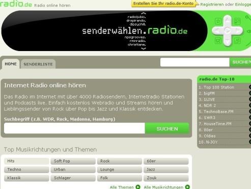 radio.de ©radio.de