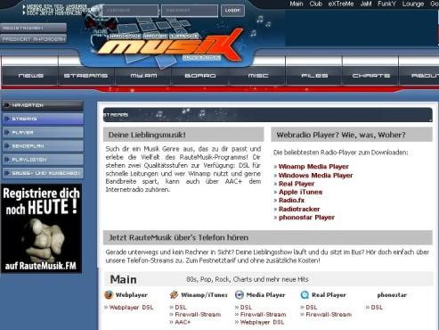 www.rautemusik.fm ©rautemusik.fm