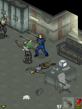 Actionspiel Resident Evil Uprising: Zombie © Capcom