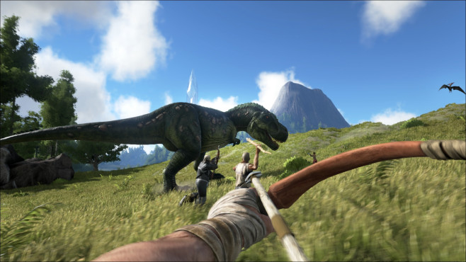 Ark – Survival Evolved: Dinojagd © Studio Wildcard