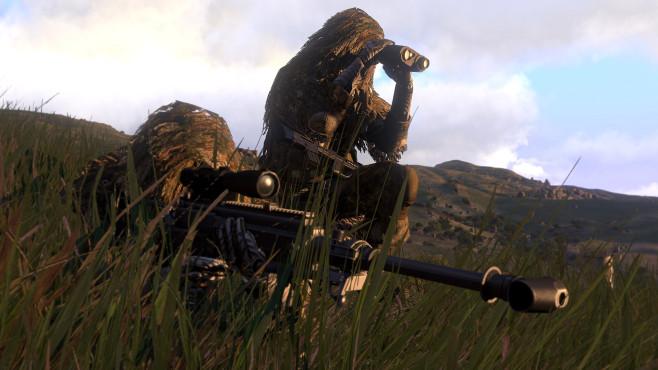 Arma 3: Scharfsch�tze ©Bohemia Interactive