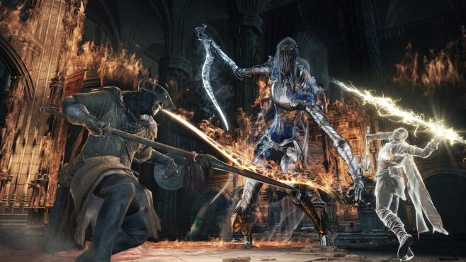 Dark Souls 3 ©Bandai Namco