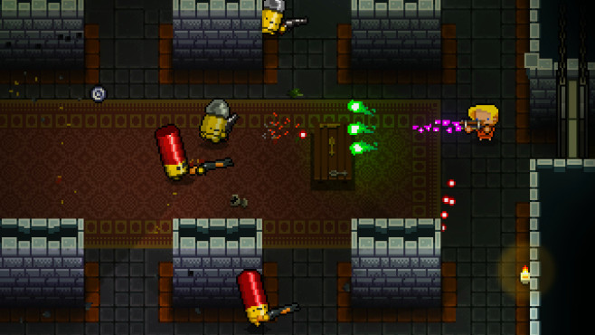 Enter the Gungeon © Devolver Digital