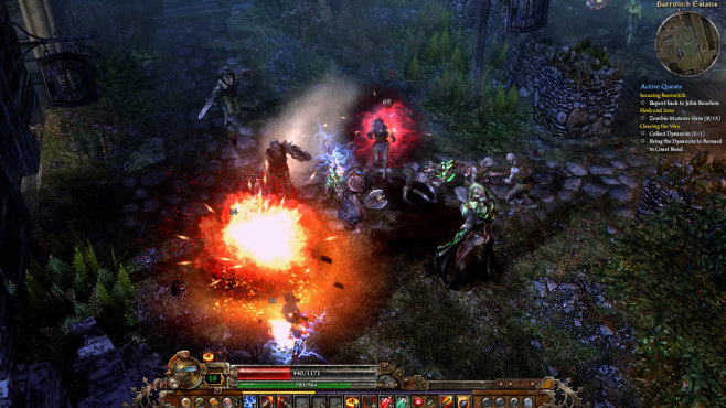 Grim Dawn © Crate Entertainment
