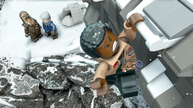 Lego Star Wars – Das Erwachen der Macht ©Warner Interactive