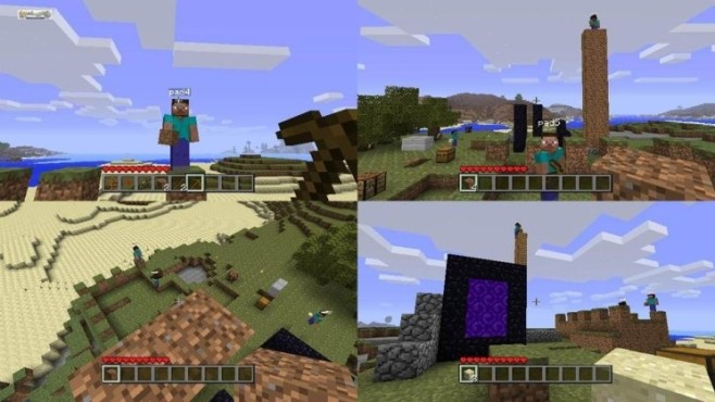 Simulation Minecraft � Xbox 360 Edition: Koop ©Mojang