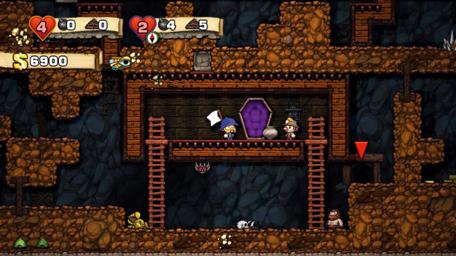 Spelunky © mossmouth