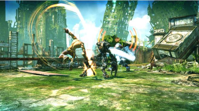 Actionspiel Enslaved – Odyssey to the West: Timer © Namco Bandai