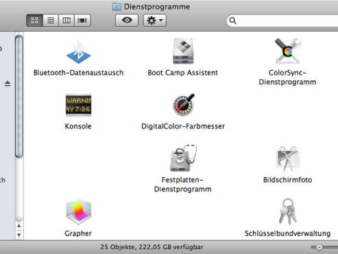 Mac os auf externe festplatte kopieren