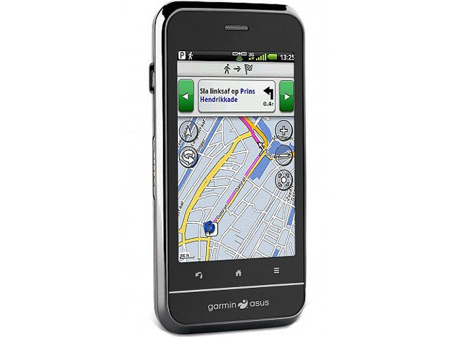 garmin asus a10 navi smartphone computer bild. Black Bedroom Furniture Sets. Home Design Ideas