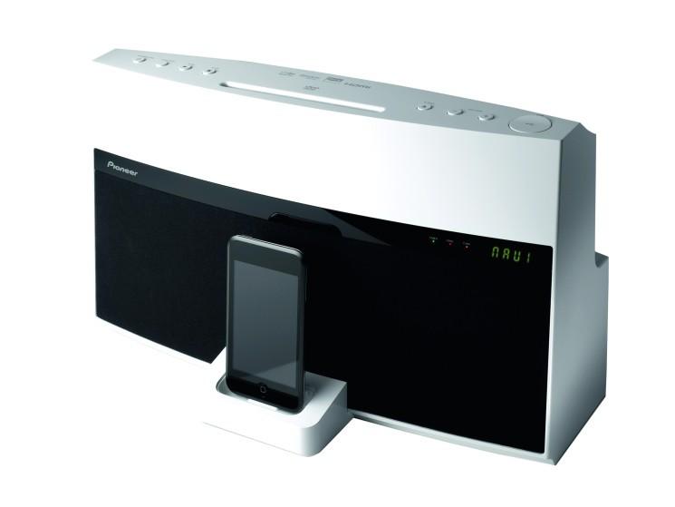 pioneer xw nav1 soundsystem f r ipod und iphone audio video foto bild. Black Bedroom Furniture Sets. Home Design Ideas