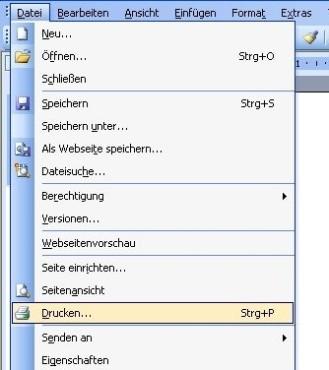 PDFCreator: Drucker wechseln