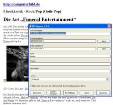 """PDFCreator: Der """"PDFCreator"""" erstellt per Druckfunktion aus anderen Anwendungen heraus Dokumente im PDF-Format."""