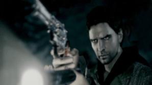 Alan Wake mit Waffe in der Hand ©Microsoft