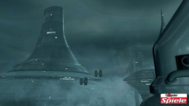 Star Wars – The Force Unleashed 2: Cameo © Activision