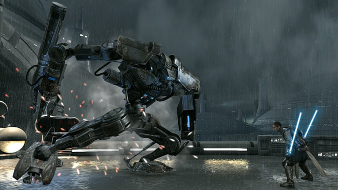 Star Wars – The Force Unleashed 2: Mech © Activision