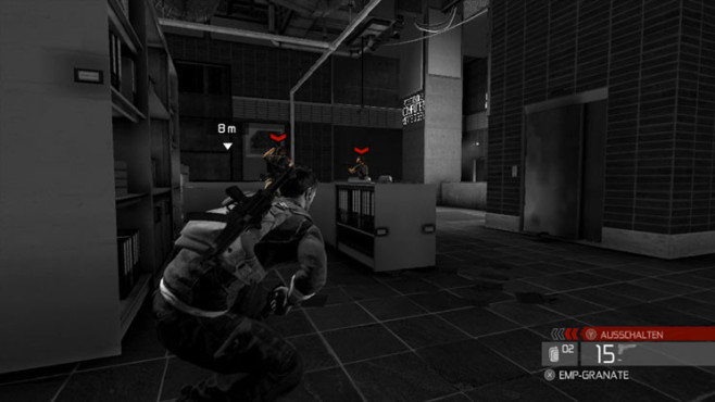 Actionspiel Splinter Cell � Conviction: Locken © Ubisoft