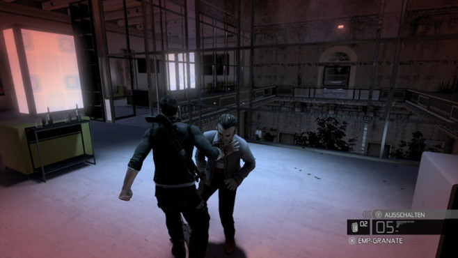 Actionspiel Splinter Cell � Conviction: Nahkampf © Ubisoft