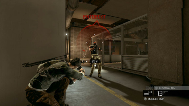 Actionspiel Splinter Cell � Conviction: Zielen © Ubisoft
