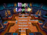 Magic Labyrinth: Grafik