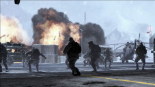 Actionspiel Call of Duty � Modern Warfare 2: Explosion © Activision