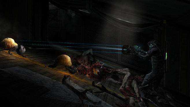 Actionspiel Dead Space 2: Crawler © Electronic Arts