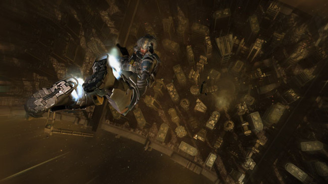 Actionspiel Dead Space 2: Jetboots © Electronic Arts