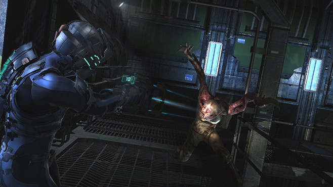 Actionspiel Dead Space 2: Kralle © Electronic Arts