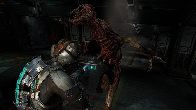 Actionspiel Dead Space 2: Monster © Electronic Arts