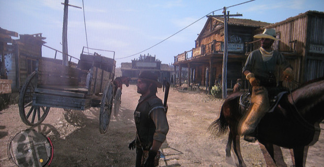 Red Dead Redemption: Dies ist Armadillo, USA