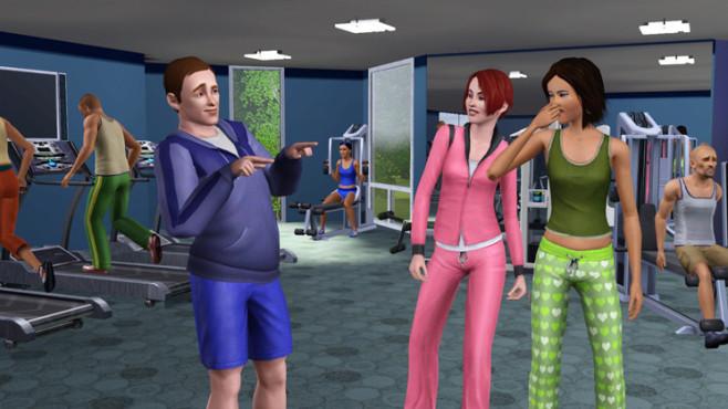 Lara 2010: Die Sims 3