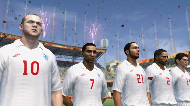 Lara 2010: Fifa Weltmeisterschaft 2010