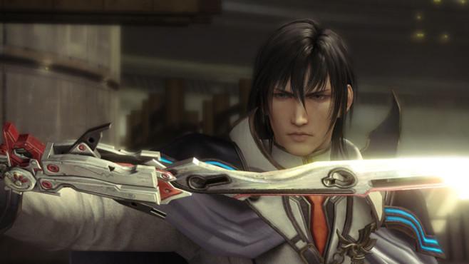 Lara 2010: Final Fantasy 13